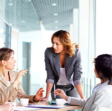The business case for women leaders